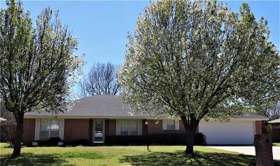 Brown County Single Family Home For Sale: 410 Windcrest Drive