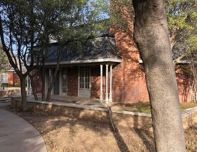 Abilene Townhouse For Sale: C7 Circle One
