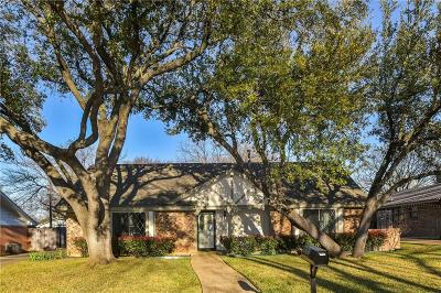 Arlington Single Family Home For Sale: 2001 Alamo Drive