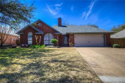 Fort Worth Single Family Home For Sale: 6936 Brookvale Road
