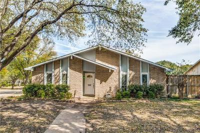 Plano Single Family Home For Sale: 3820 Yosemite Drive