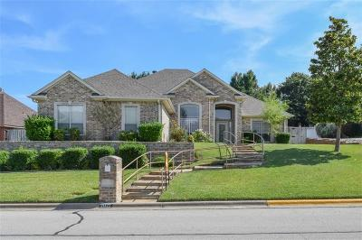 Weatherford Single Family Home Active Option Contract: 2022 Country Brook Drive