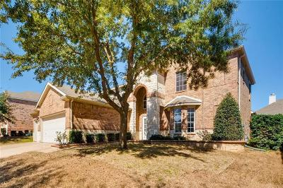 Balch Springs Single Family Home For Sale: 4909 Cliburn Drive