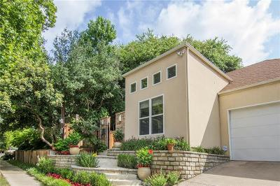 Dallas Residential Lease For Lease: 3516 Routh Street