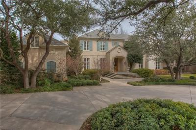Fort Worth Single Family Home For Sale: 2101 Bradford Park Court