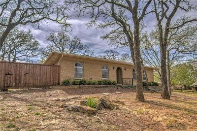 Bedford Single Family Home For Sale: 800 San Marcos Lane