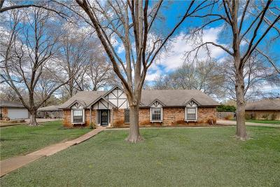 Colleyville Single Family Home Active Option Contract: 1616 Devon Drive