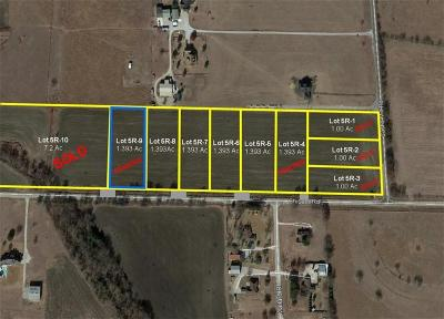 Denton County Farm & Ranch For Sale: Lot 9 Chisum Road