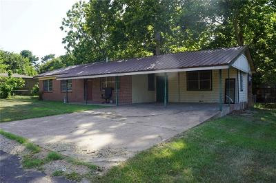 Athens Single Family Home Active Option Contract: 108 Pecan Circle