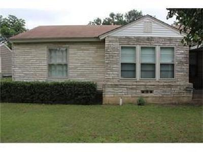 Dallas County Single Family Home For Sale: 2212 Norwood Drive