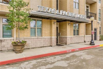 Tarrant County Condo For Sale: 201 W Lancaster Avenue #422
