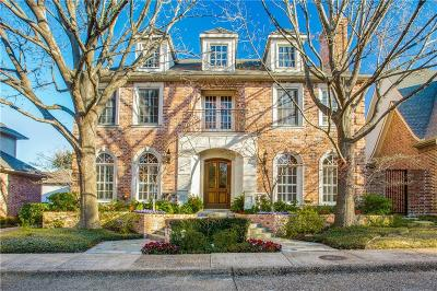 Dallas County Single Family Home For Sale: 3 Knightwood Court