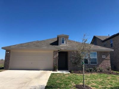 Forney Residential Lease For Lease: 9040 Bald Cypress Street