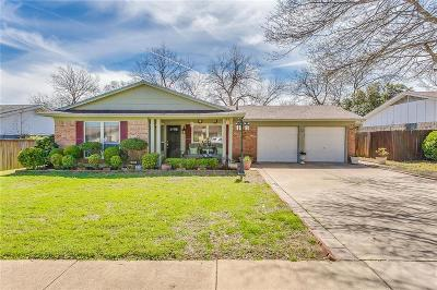 Arlington Single Family Home For Sale: 1008 Whippoorwill Court