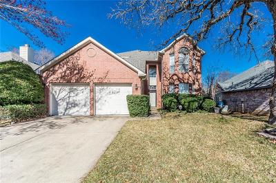 Flower Mound Single Family Home For Sale: 2208 Ellis