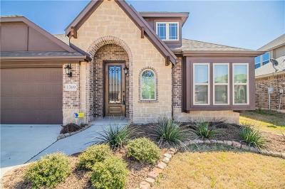Burleson Single Family Home For Sale: 1369 Litchfield Lane
