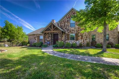 Azle Single Family Home For Sale: 840 Boling Ranch Road
