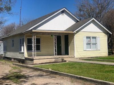 Hico Single Family Home For Sale: 108 Green Street
