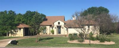 Parker County Single Family Home For Sale: 136 Birdie Drive