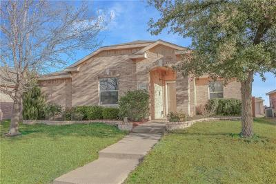 Frisco Single Family Home For Sale: 12262 Peak Circle