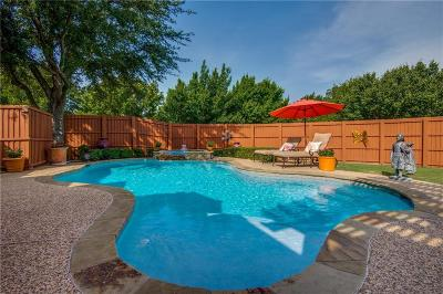 Frisco Single Family Home For Sale: 5901 Shady Oaks Drive