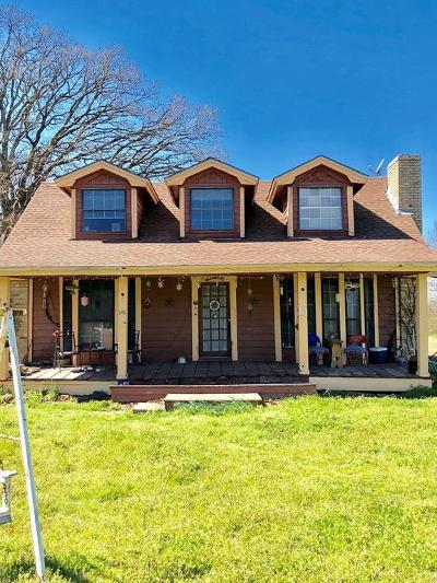 Wortham Single Family Home For Sale: 619 W Brazos