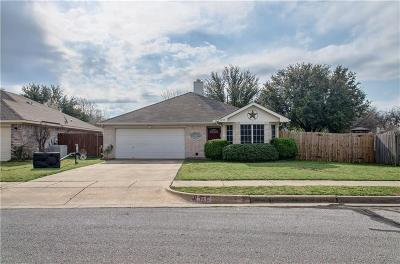 Burleson Single Family Home For Sale: 1035 Brown Street