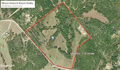 Hico Farm & Ranch For Sale: 000a County Rd 2395
