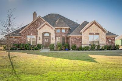 Rockwall Single Family Home For Sale: 502 Highwater Crossing