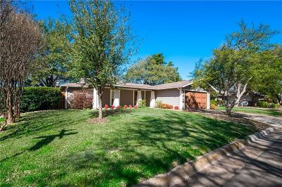 Dallas Single Family Home For Sale: 15746 Kingscrest Circle