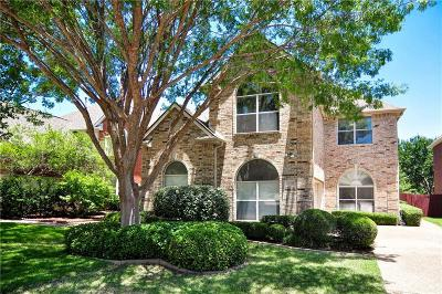 Irving Single Family Home For Sale: 2918 Waterford Drive