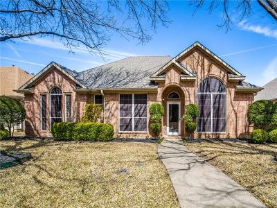 Desoto Single Family Home Active Option Contract: 1505 Lost Creek Drive