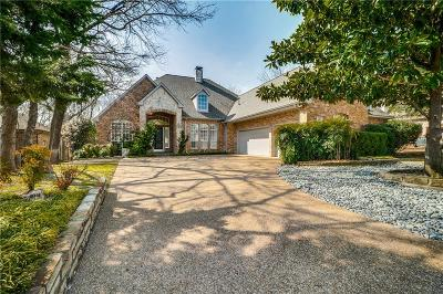 Garland Single Family Home For Sale: 1302 Creekwood Drive