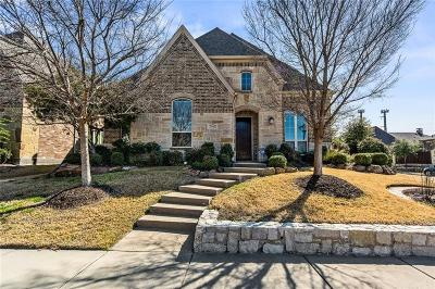 Allen Single Family Home For Sale: 2342 Palazzo Lane