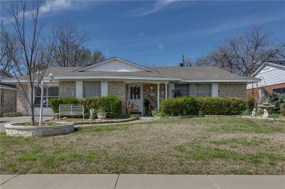 Mesquite Single Family Home For Sale: 2615 Northview Drive
