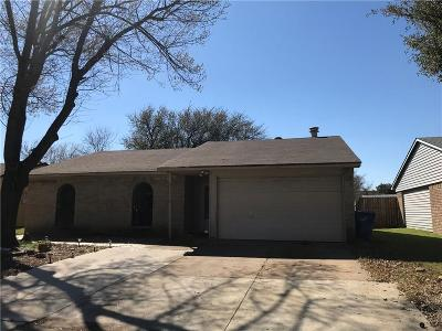 Rowlett Single Family Home For Sale: 5514 Oak Lane