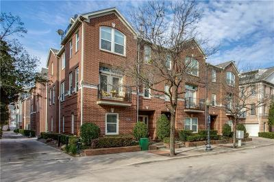 Dallas Townhouse For Sale: 2341 Allen Street