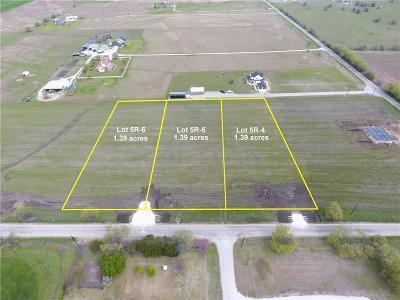 Denton County Farm & Ranch For Sale: Lot 4 Chisum Road