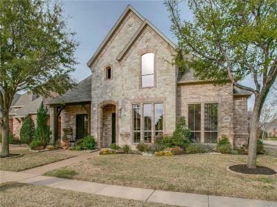 North Richland Hills Single Family Home Active Option Contract: 8013 Seville Drive
