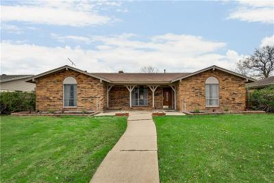Mesquite Single Family Home For Sale: 1324 Mount Vernon Drive