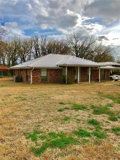 Freestone County Single Family Home For Sale: 837 Fm 489 W