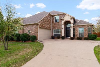 Garland Single Family Home For Sale: 2113 Trickling Creek Drive