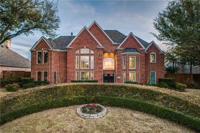 Plano Single Family Home For Sale: 4552 Old Pond Drive