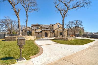 Westlake TX Single Family Home For Sale: $2,995,000