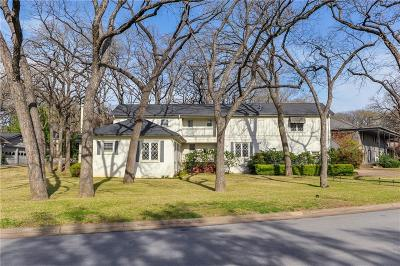 Arlington Single Family Home For Sale: 4159 Shady Valley Drive
