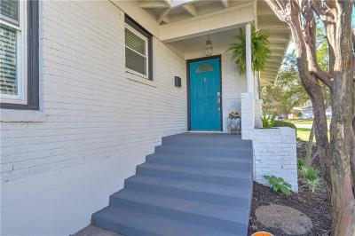 Tarrant County Single Family Home For Sale: 3801 Piedmont Road
