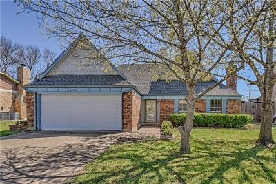Arlington Single Family Home For Sale: 4309 Oldfield Drive
