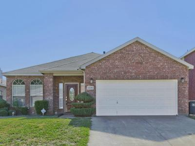 Tarrant County Single Family Home For Sale: 12640 Chittamwood Trail