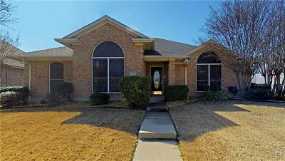 Lewisville Single Family Home For Sale: 1630 Waterford Drive