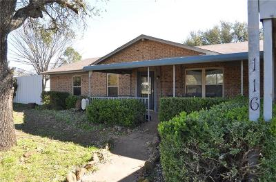 Parker County Single Family Home For Sale: 116 Eastridge Drive